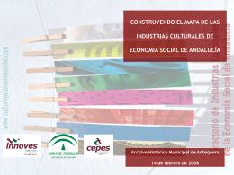 Diapositiva 1 - CEPES Andalucía