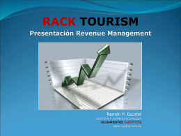 YIELD MANAGEMENT / REVENUE MANAGEMENT