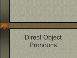 before a conjugated verb