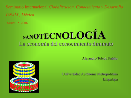 Presentación de PowerPoint - Programa Globalización