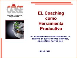 Programa Formativo en Coaching