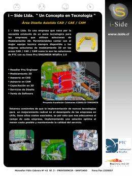 Presentación CAD - CAM