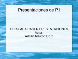 presentación 3 jorge a