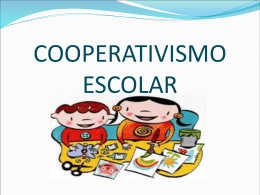 ¿Qué es una cooperativa escolar?
