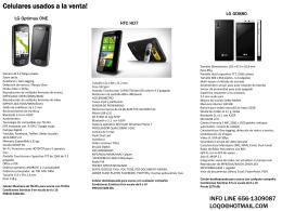 celulares - Mexico Armado