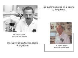 Imágenes Instituto Investigaciones Clínicas
