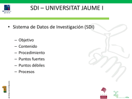universidad jaume i