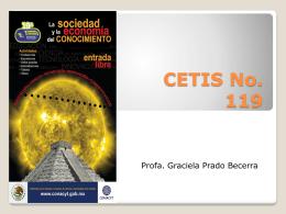 CETIS No. 119