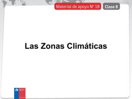 Las Zonas Climáticas - PAC - Administrador