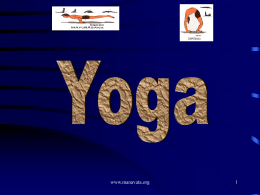 Downlode yoga introduction presentation