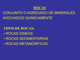 Copia de Clase9-Rocas Igneas