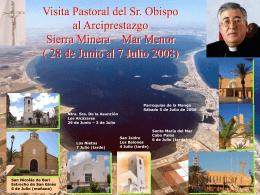 Presentación de PowerPoint - Parroquias de La Manga del Mar Menor