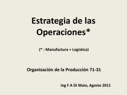 02-cl-Estrategia de Operaciones