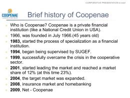 Coopenaes Investors June 2011 - Retire for Less in Costa Rica