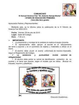 Diapositiva 1 - Portal Colegio San Ignacio