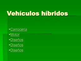 Vehículos híbridos
