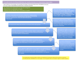 Diapositiva 1 - servicio de farmacia hgua