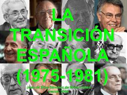 Primer gobierno constitucional de la monarquía