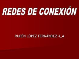Rubén - Redes - TICO