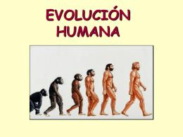 EVOLUCIÓN - Bienvenidos al IES Julio Verne