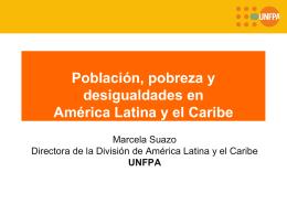 Población y Desarrollo Tendencias en América Latina y El Caribe