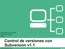 Subversionv1.1