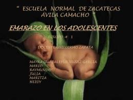 embarazo exposicion