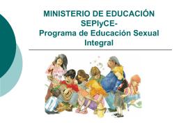 Jornadas… - Igualdad y Calidad Educativa