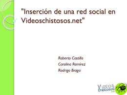 """""""Inserción de una red social en Videoschistosos.net"""""""