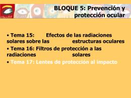 Necesidad de protección