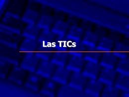 Recursos Electrónicos - TECNOLOGÍAS DE LA INFORMACIÓN Y