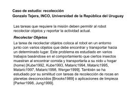 Gonzalo Tejera, INCO, Universidad de la República del Uruguay