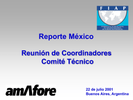 México - Amafore