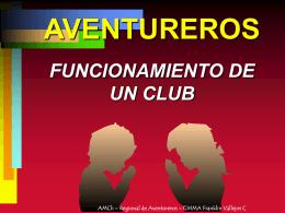 04 Funcionamiento de un Club
