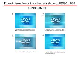 configuracion DDQ 21L6SS
