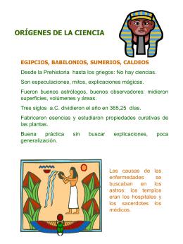 02 origenes de la ciencia