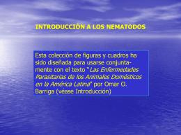 Introducción a los nematodos