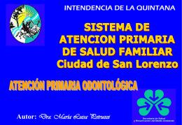 Descargar Archivo APS Odontología