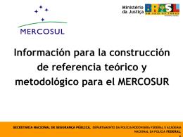 Anexo III - Mercosur