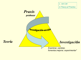 Action-research - Plataforma colaborativa del CEP Marbella-Coín