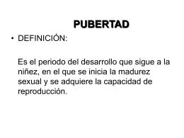 Pubertad 2 - eTableros