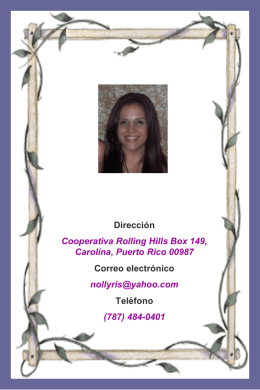 Lámina de Power Point - MI ESPACIO INTELECTUAL