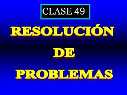 Clase 49: Resolucion de Problemas EGE - CubaEduca