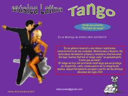 tango - PPSs de Ángel