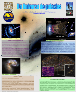 Diapositiva 1 - Instituto de Astronomía
