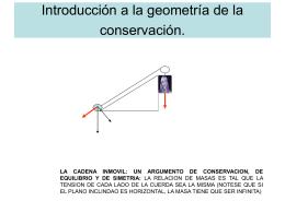 Introducción a la geometría de la conservación.