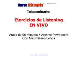 Listening1 - Deep Listening MP3