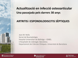 N. gonorrhoeae - Universitat de Barcelona