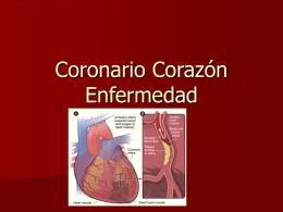 spanish project enfermedades cardiacas