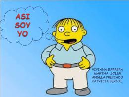 WEBQUEST ASI SOY YO